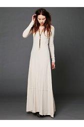 Miles of Henley Dress