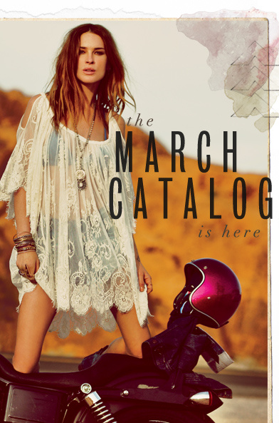 March 14 Catalog
