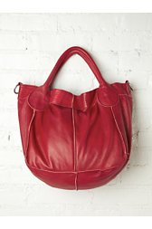 Lina Leather Tote