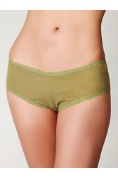 Clover Pointelle Boyshort