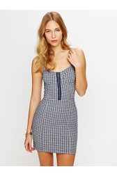 Love of Gingham Bodycon