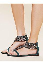 Amalfi Embellished Sandal