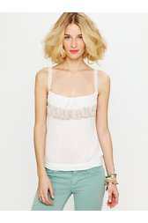 FP New Romantics Maui Wowie Embellished Top