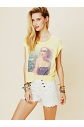 Blondie Rapture Tee