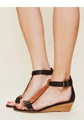 Province Mini Wedge Sandal