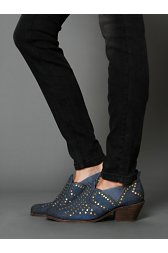 Cline Denim Ankle Boot