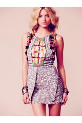 FP New Romantics Hippie Hippie Shake Dress
