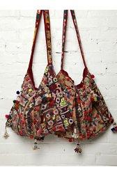 Lohri Embroidered Tote