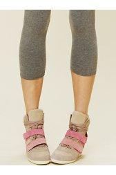 Bea Wedge Sneaker