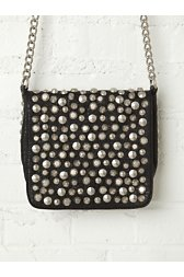 Jeslin Studded Crossbody
