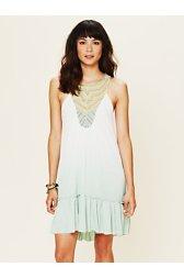 Belle Fleur Knit Tunic Top
