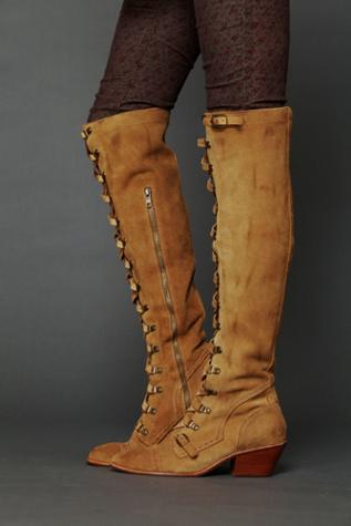 Jeffrey Campbell Women's Johnny Tall Boot