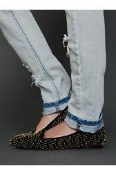 Mosaic Stud Loafer