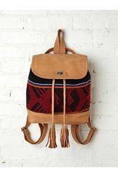 Sadie Print Backpack