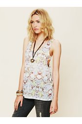 Izzy Printed Tank