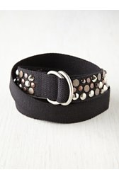 Studded Salt Lake Belt