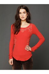 FP X Soutache Waffle Scoop Thermal