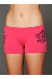 Seamless Graphic Boyshort