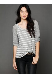 Last Call Raglan Top