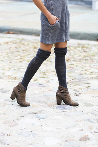 Free People Womens Hybrid Heel Boot