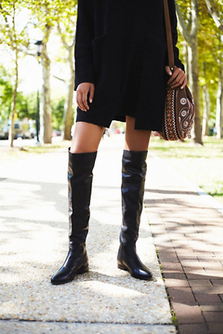 Seychelles Womens Grafton Over the Knee Boot