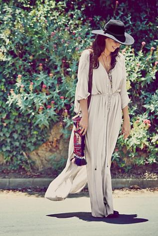 Free People Womens Bombora Dress