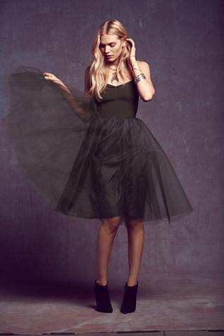 Alexandra Grecco Womens Tutu Tea Length Dress