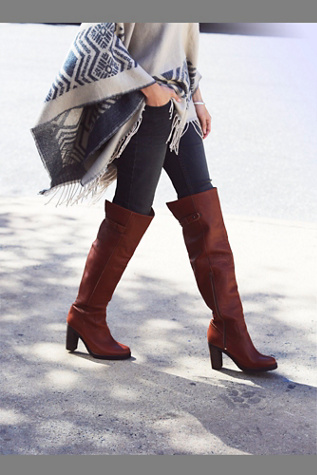 Free People Womens Novak Over the Knee Boot