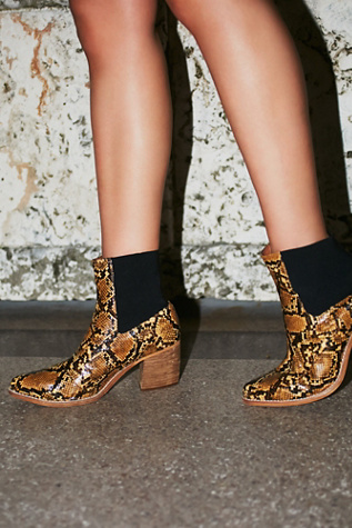 Jeffrey Campbell + Free People Women's New Frontier Boot