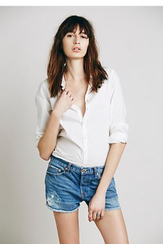 NSF Womens Jagger Cut Off Short