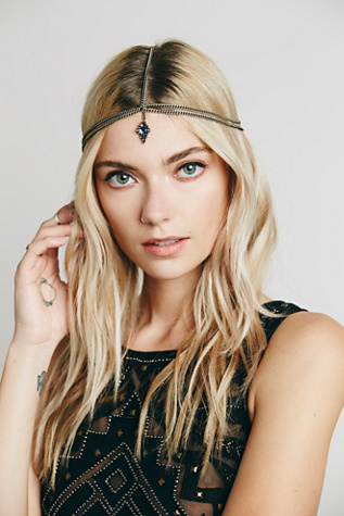 Grace Bijoux Womens Neela Headpiece