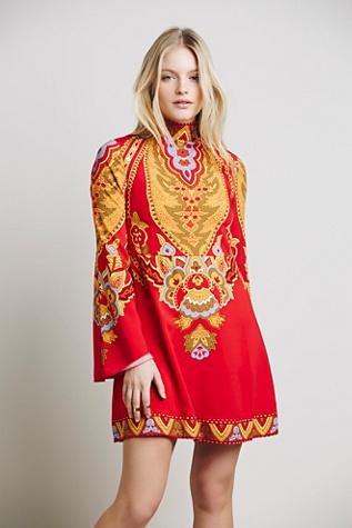 Lenni Womens Desire Dress