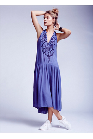 Free People Womens Cloud Nine Dress $39.95 AT vintagedancer.com