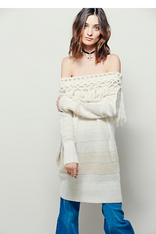 Free People Womens Need You Now Pullover