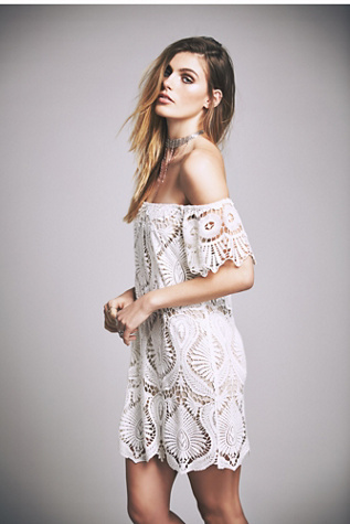 Free People Womens Sagrada Dress