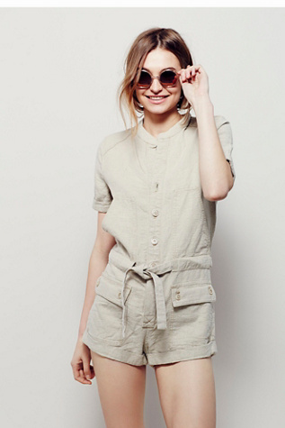 Free People Womens ROLLING THUNDER 1 PIECE