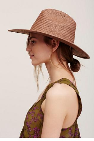 Womens SIESTA STRAW SUN HAT
