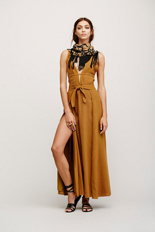 Endless Summer Womens MIDNIGHT SUN MAXI
