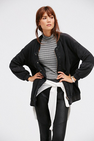 Womens DOWNTOWN JACKET