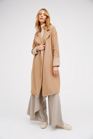 FP Beach Womens UNDER COVER COAT