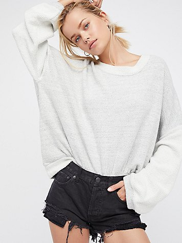 Daisy Chain Lace Short by We The Free at Free People