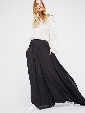 Take It To The Extreme Wide Leg Pants by Free People