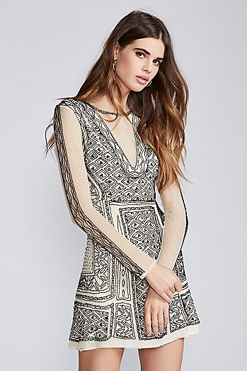 Party Dresses Lace Amp Sequin Dresses Free People Uk