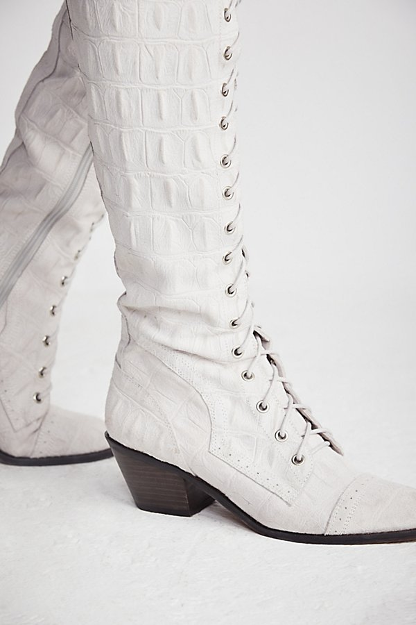 Slide View 5: Joe Lace Up Boot