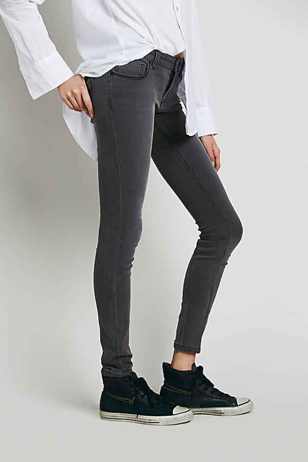 Slide View 4: Lightweight Stretch Skinny