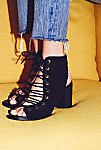 Thumbnail View 1: Minimal Lace Up Heel