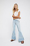 Thumbnail View 1: Denim Super Flare