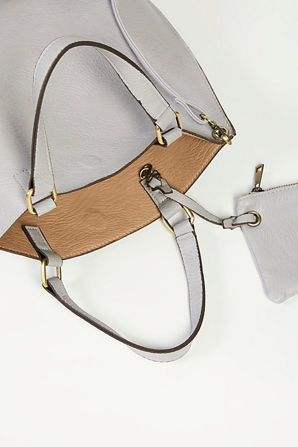 Slide View 5: Reversible Vegan Crossbody