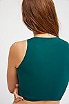 Thumbnail View 3: High Neck Seamless Crop