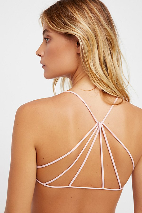 Slide View 2: Strappy Back Bra